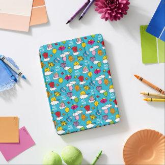 Capa Para iPad Air Sr. Homem & pássaros & balões pequenos da