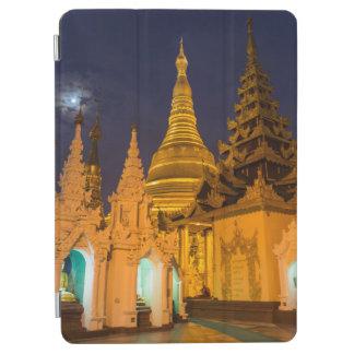 Capa Para iPad Air Stupa dourado e templos