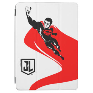 Capa Para iPad Air Superman da liga de justiça | que voa o pop art