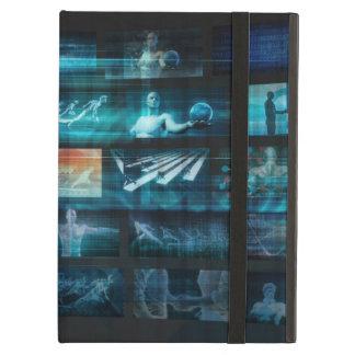 Capa Para iPad Air Tecnologia da informação ou ELE Infotech como uma
