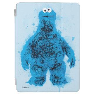 Capa Para iPad Air Tendência da aguarela do monstro   do biscoito