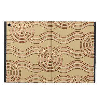 Capa Para iPad Air Terra aborígene da arte