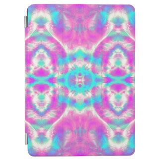 Capa Para iPad Air Teste padrão abstrato LEGAL SUPER cor-de-rosa e do