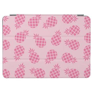 Capa Para iPad Air Teste padrão bonito feminino do abacaxi do rosa