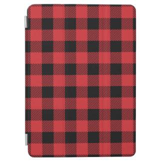 Capa Para iPad Air Teste padrão clássico da xadrez da verificação do
