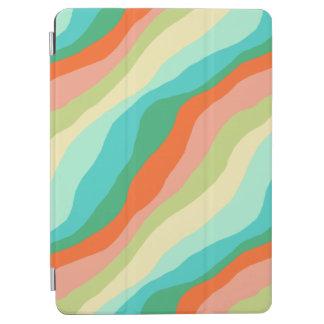 Capa Para iPad Air Teste padrão colorido do abstrato do primavera