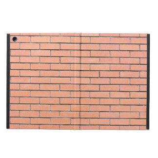 Capa Para iPad Air Teste padrão da parede de tijolo