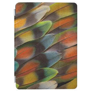 Capa Para iPad Air Teste padrão da pena do Lovebird