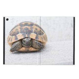 Capa Para iPad Air Teste padrão do escudo da tartaruga