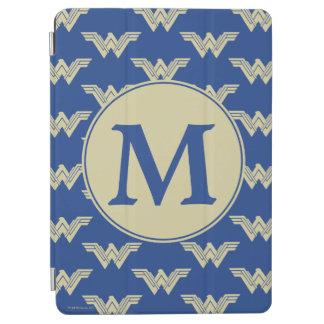 Capa Para iPad Air Teste padrão do logotipo da mulher maravilha do