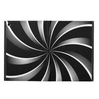 Capa Para iPad Air Teste padrão espiral