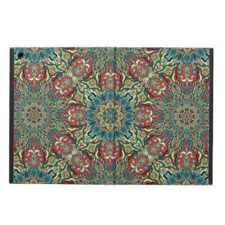 Capa Para iPad Air Teste padrão floral étnico abstrato colorido da