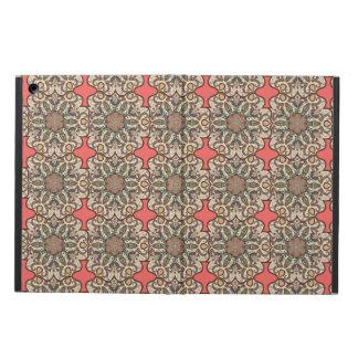 Capa Para iPad Air Teste padrão floral étnico abstrato colorido de da