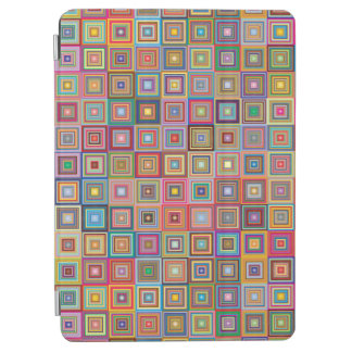 Capa Para iPad Air Teste padrão geométrico retro do azulejo