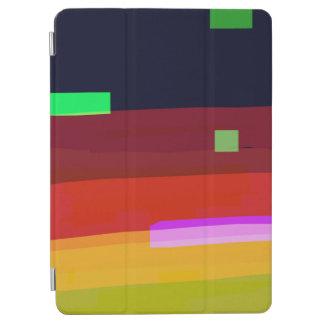 Capa Para iPad Air Teste padrão na moda do arco-íris