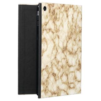 Capa Para iPad Air Textura de mármore elegante