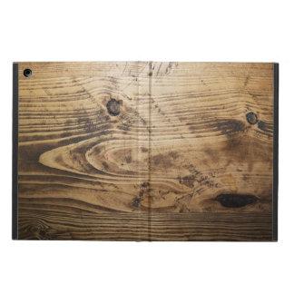 Capa Para iPad Air texturas de madeira de madeira da natureza