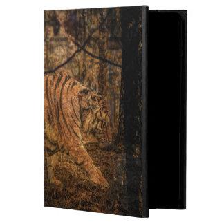 Capa Para iPad Air Tigre selvagem majestoso dos animais selvagens da