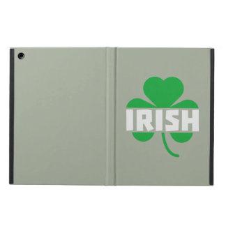 Capa Para iPad Air Trevo irlandês Z2n9r do cloverleaf