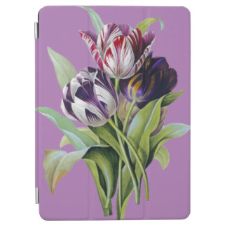 Capa Para iPad Air Trio das tulipas