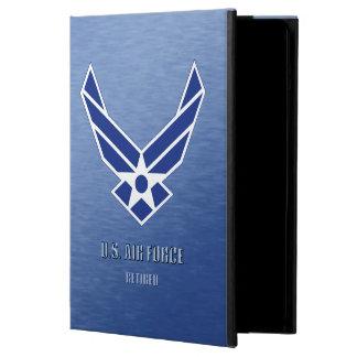 Capa Para iPad Air U.S. Caixa aposentada força aérea do ar do iPad