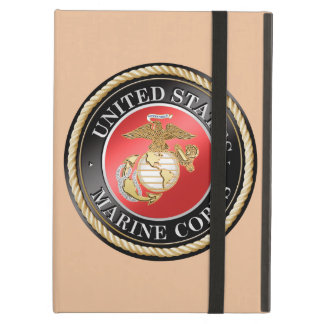 Capa Para iPad Air U.S. Caso do iPad do Corpo do Marines