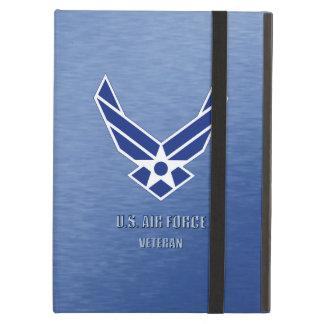 Capa Para iPad Air U.S. Caso do iPad do veterinário da força aérea