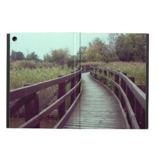 Capa Para iPad Air Uma ponte na lagoa