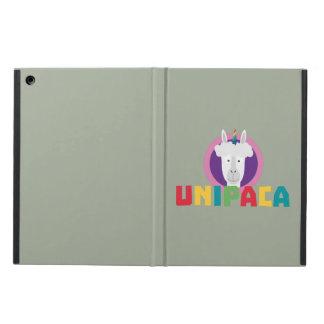 Capa Para iPad Air Unicórnio Unipaca Z4srx da alpaca