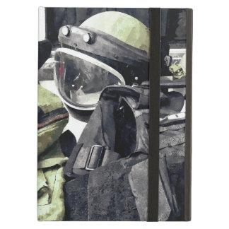 Capa Para iPad Air Uniforme do esquadrão da morte