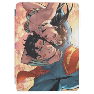 Capa Para iPad Air Variação cómica do cobrir #11 do superman/mulher