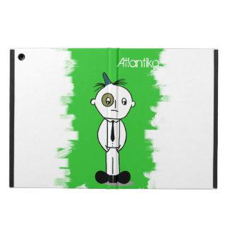 Capa Para iPad Air Verde de Atlantiko