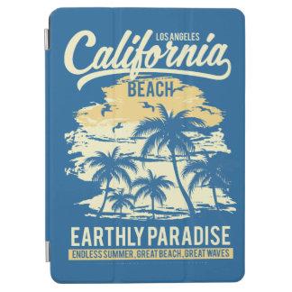Capa Para iPad Air Vida na praia infinita de Califórnia do verão do