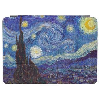 Capa Para iPad Air VINCENT VAN GOGH - noite estrelado 1889