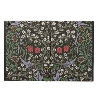 Capa Para iPad Air Vintage da tapeçaria da ameixoeira-brava de