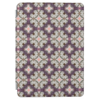 Capa Para iPad Air Violet Kaleidoscope Pattern