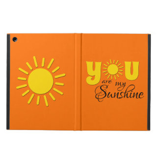 Capa Para iPad Air Você é minha luz do sol