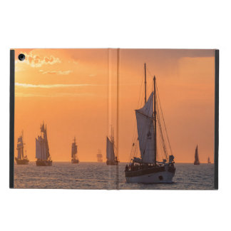 Capa Para iPad Air Windjammer na luz do por do sol