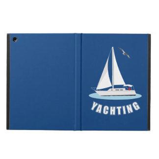 Capa Para iPad Air Yachting
