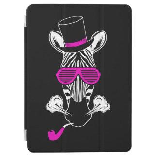 Capa Para iPad Air Zebra do hipster