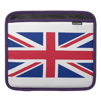 Capa Para iPad Bandeira nacional do Reino Unido Reino Unido,