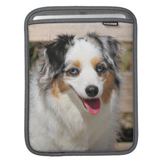 Capa Para iPad Bennett - mini australiano - Rosie - praia de