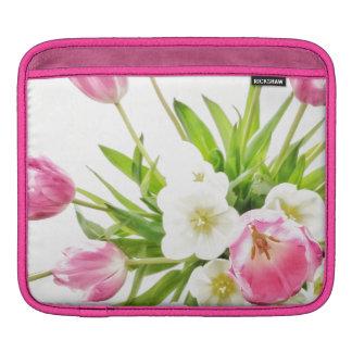 Capa Para iPad Buquê das tulipas do primavera