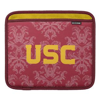 Capa Para iPad Cor damasco dos Trojan   de USC