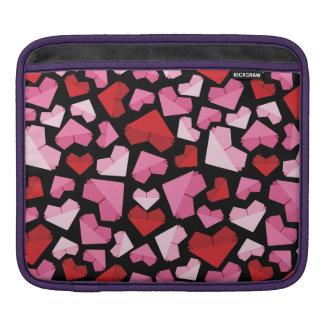 Capa Para iPad Coração