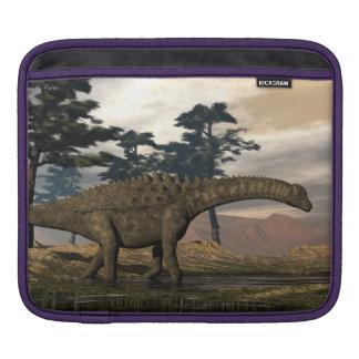Capa Para iPad Dinossauro do Ampelosaurus