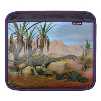 Capa Para iPad Dinossauros do Anchisaurus - 3D rendem