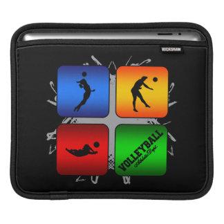 Capa Para iPad Estilo urbano do voleibol surpreendente