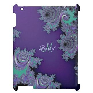 Digital Violet Purple Fractal
