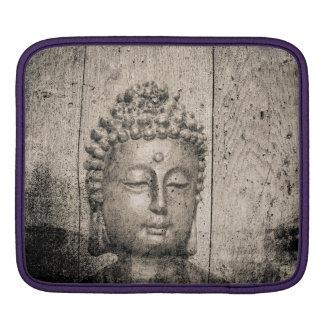 Capa Para iPad Ioga de Buddha do vintage